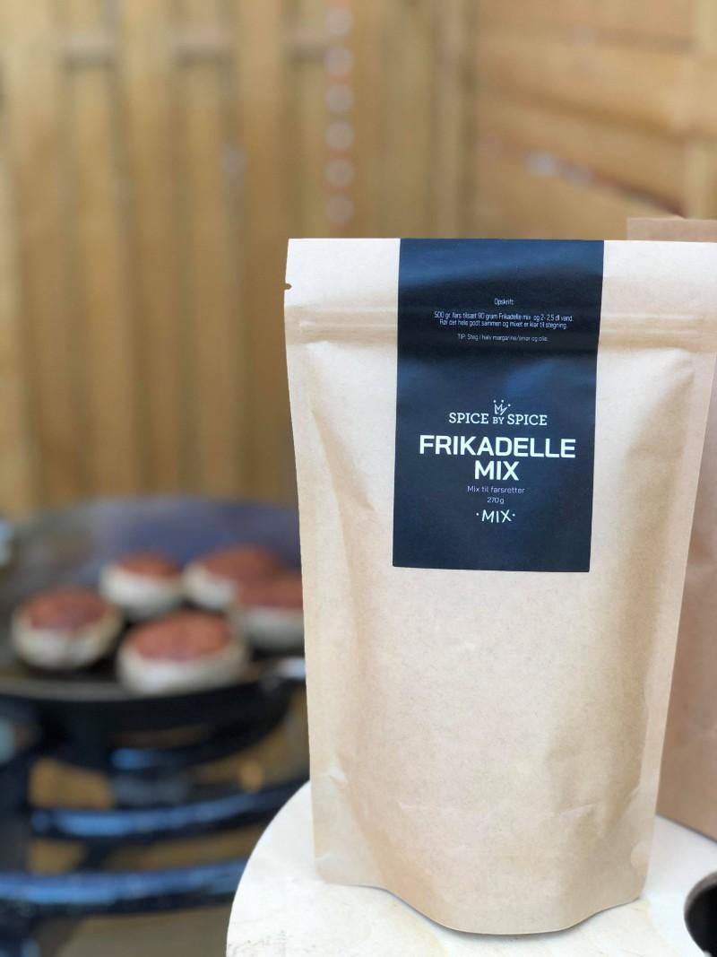 Frikadellemix - den perfekte krydderiblanding til lækre frikadeller