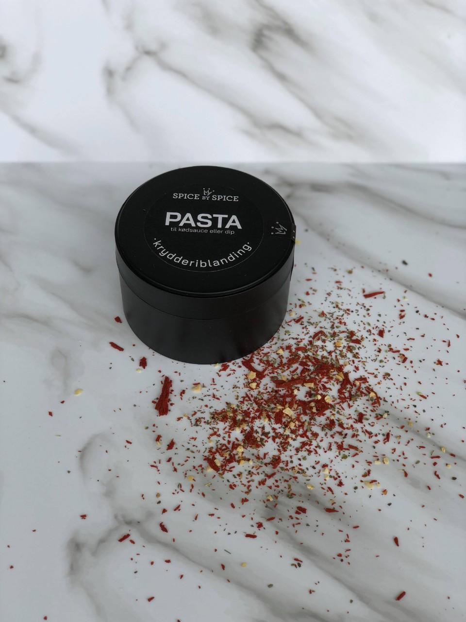 Pasta krydderi til kødsauce